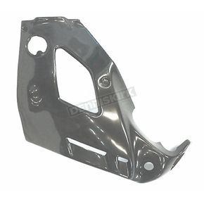 Black Right Fairing Side Panel - 007260R