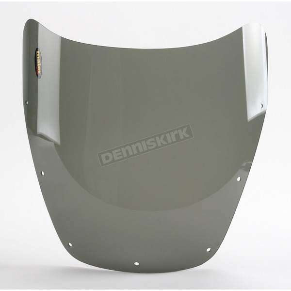 Maier Smoke Sportbike Windshield - 00467S