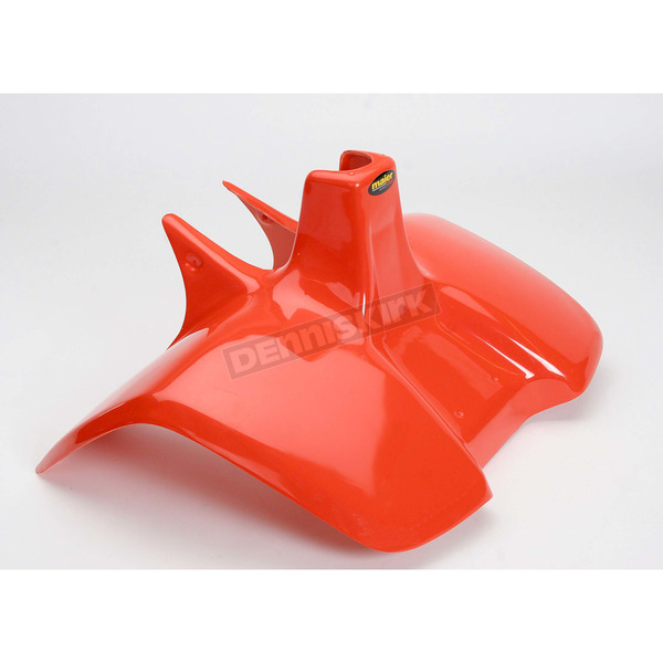 Maier Orange Standard ATV Front Fender - 177887