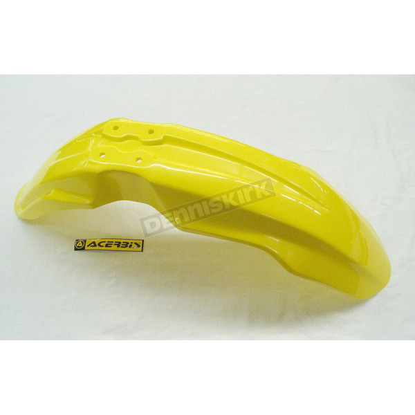 03 RM Yellow Front Fender - 2040380231