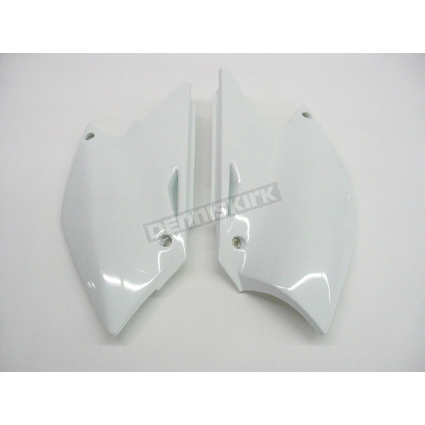 UFO White Side Panels - KA03755-041