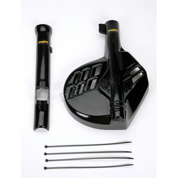 Maier Black Fork/Disc Guards - 596200