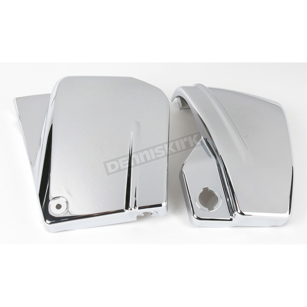Show Chrome Accessories Chrome Side Cover - 63-127