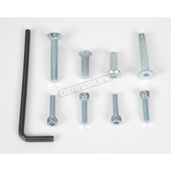Moose Handguard Replacement Bolt Kit - 0635-0199