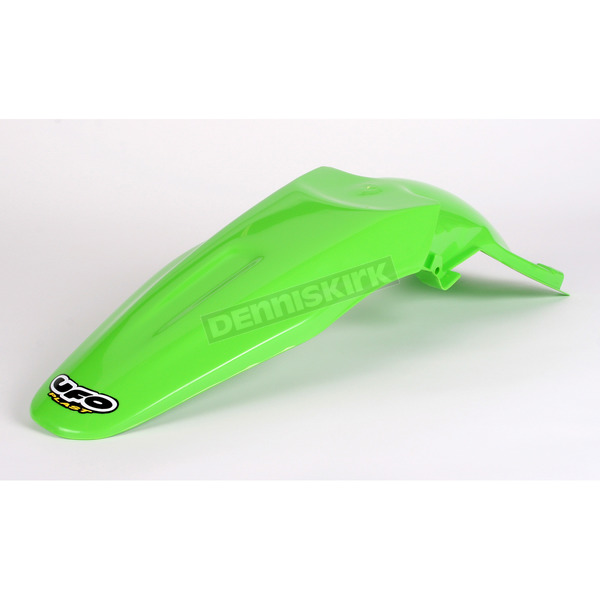 UFO KX Green Rear Fender - KA03766-026