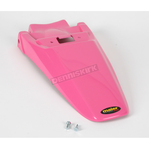 Maier Pink Rear Fender - 12466-19