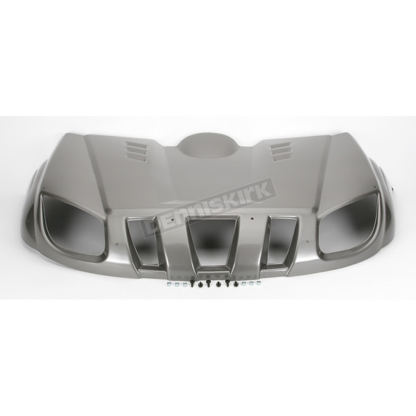 Maier Silver Front Fender - 19015