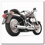 Chrome PowerPro HP 2-into-1 Exhaust - 6429