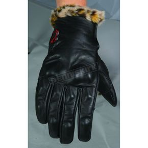 Power-Trip Black Widow Gloves - 646-0002
