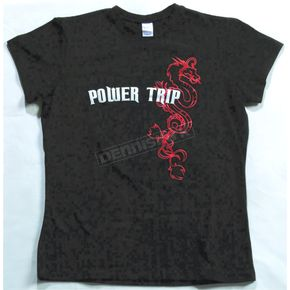 Power-Trip Ladies Vamp T-Shirt - 6485003
