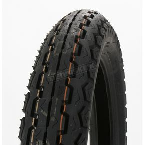 Dunlop Front K81 4.10H-19 Blackwall Tire - 4206-54