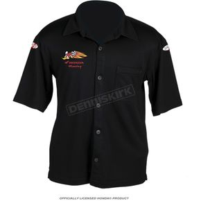 Joe Rocket Honda Pit Crew Shirt - 672-7001
