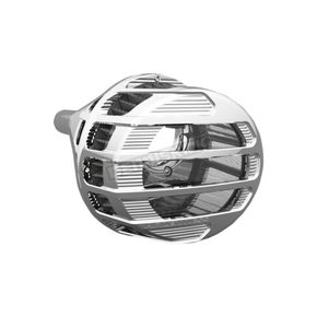Chrome Sidekick Air Cleaner - 81-303