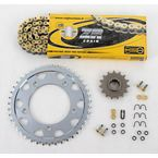 525ZRD OEM Chain and Sprocket Kits - 7ZRD108KHO00