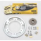 525ZRP OEM Chain and Sprocket Kits - 7ZRP108KHO00