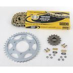 525ZRD OEM Chain and Sprocket Kits - 7ZRD108KKA00