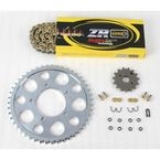 530ZRT OEM Chain and Sprocket Kits - 6ZRT118KSU00