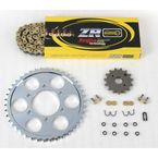 530ZRT OEM Chain and Sprocket Kits - 6ZRT108KSU009