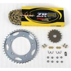 525ZRP OEM Chain and Sprocket Kits - 7ZRP110KSU01