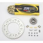 520ZRD Chain and Sprocket Conversion Kit - 5ZRP108KHO010