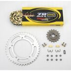 520ZRD Chain and Sprocket Conversion Kit - 5ZRP110KSU013