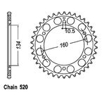 Sprocket - JTR1308.40