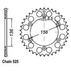 Sprocket - JTR1791.42