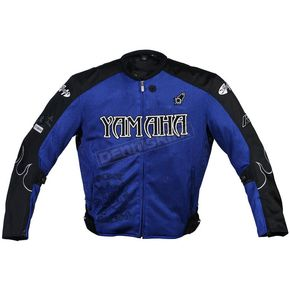 Joe Rocket Yamaha Flame Mesh Jacket - 801-5203