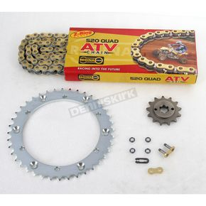 Regina 520 Quad Z-Ring Chain and Sprocket Kit - 5QUAD092KYA001