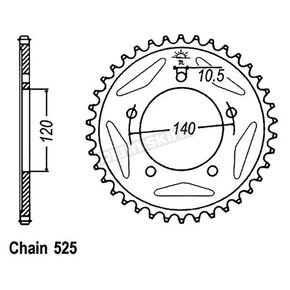 JT Sprockets Sprocket - JTR1792.41