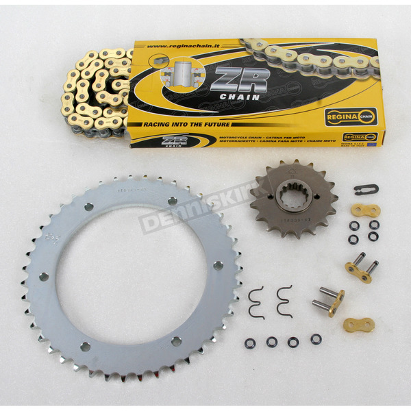 Regina 530ZRT OEM Chain and Sprocket Kits - 6ZRT108KHO01