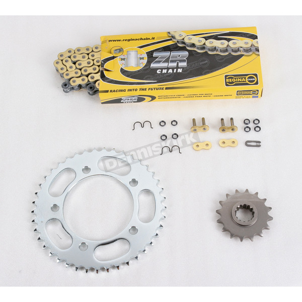 Regina 530ZRP OEM Chain and Sprocket Kits - 6ZRP102KHO02