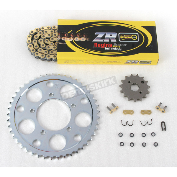 Regina 530ZRT OEM Chain and Sprocket Kits - 6ZRT116KSU00