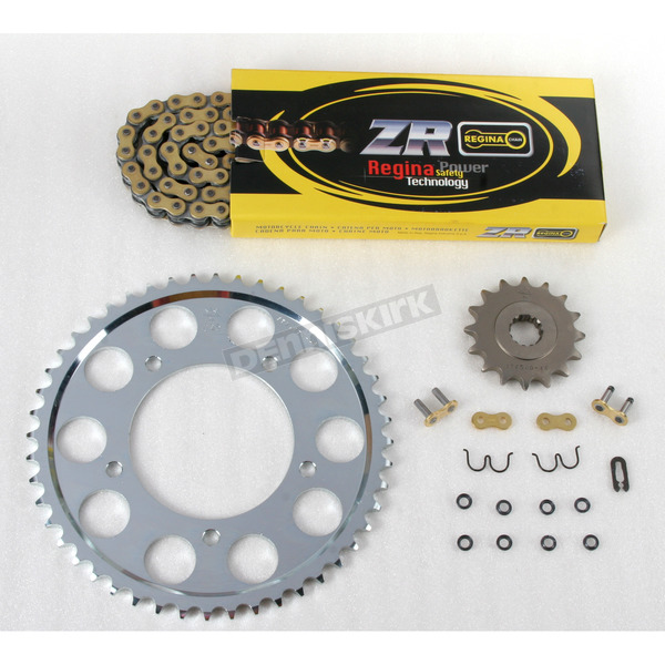 Regina 530ZRT OEM Chain and Sprocket Kits - 6ZRT116KYA00