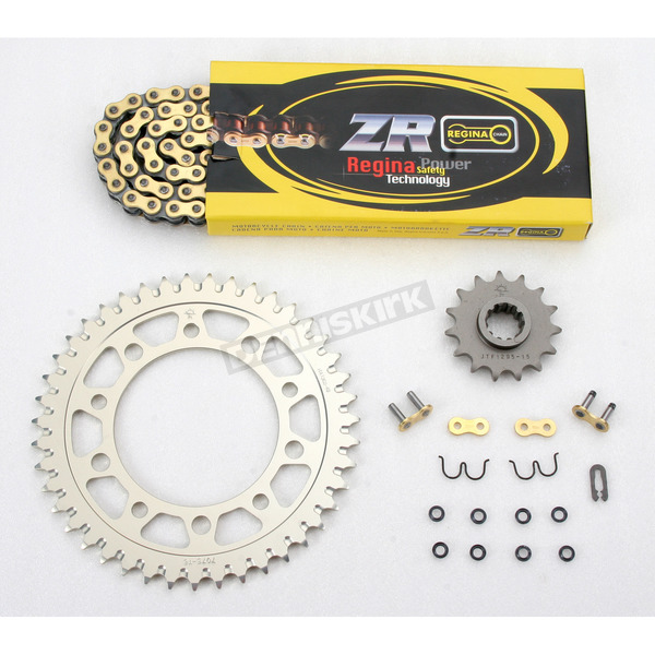 Regina 520ZRD Chain and Sprocket Conversion Kit - 5ZRD108KHO00