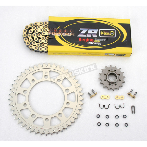 Regina 520ZRD Chain and Sprocket Conversion Kit - 5ZRD112KHO00