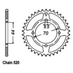 22 Tooth Sprocket - JTR1795.22