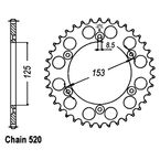 48 Tooth Sprocket - JTR210.48