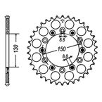 Sprocket - JTR2452.42