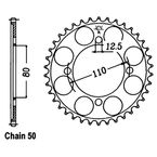 Sprocket - JTR284.40