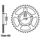 Sprocket - JTR464.44