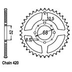 Sprocket - JTR80133