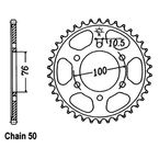 Sprocket - JTR816.50
