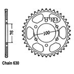 Sprocket - JTR818.40
