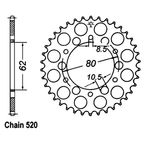Sprocket - JTR845.49