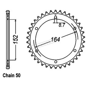 JT 42 Tooth Sprocket - JTR841.42