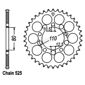 JT Sprockets Sprocket - JTR1332.44