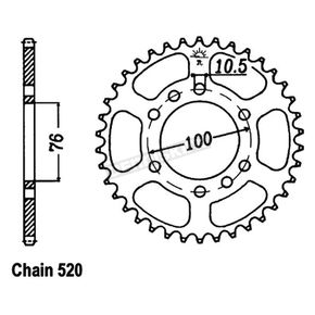 JT Sprockets Sprocket - JTR1825.40