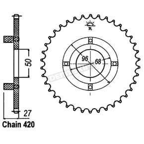 JT Sprockets Sprocket - JTR256.46