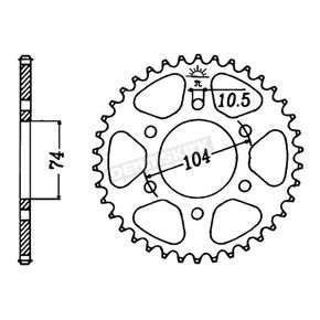 JT 40 Tooth Sprocket - JTR481.40